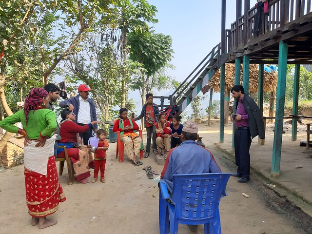 prem dixit nepal redcross society world sight day photo competition winner