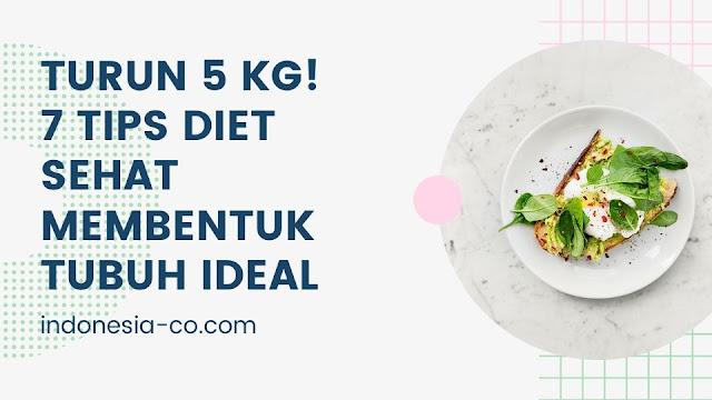 tips diet sehat manjur