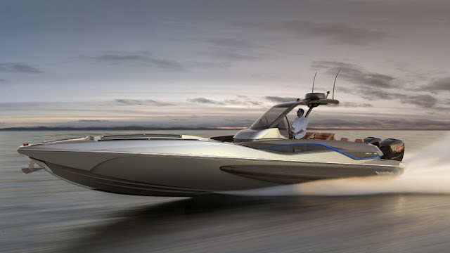 ?Cruising? at 70 mph in This New Sunseeker Day Boat
