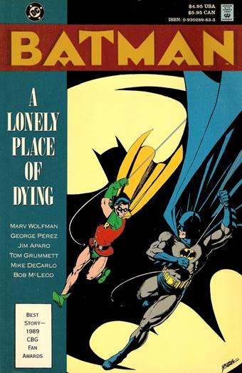 Historia del tercer Robin, Tim Drake
