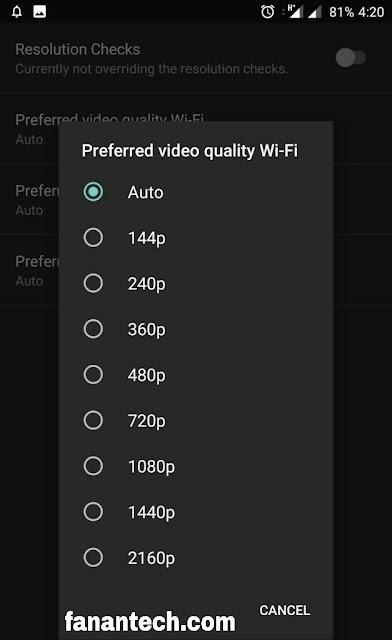 تحميل برنامج يوتيوب فانسيد YouTube Vanced 2020 APK بديل الاصدار الرسمي للاندرويد