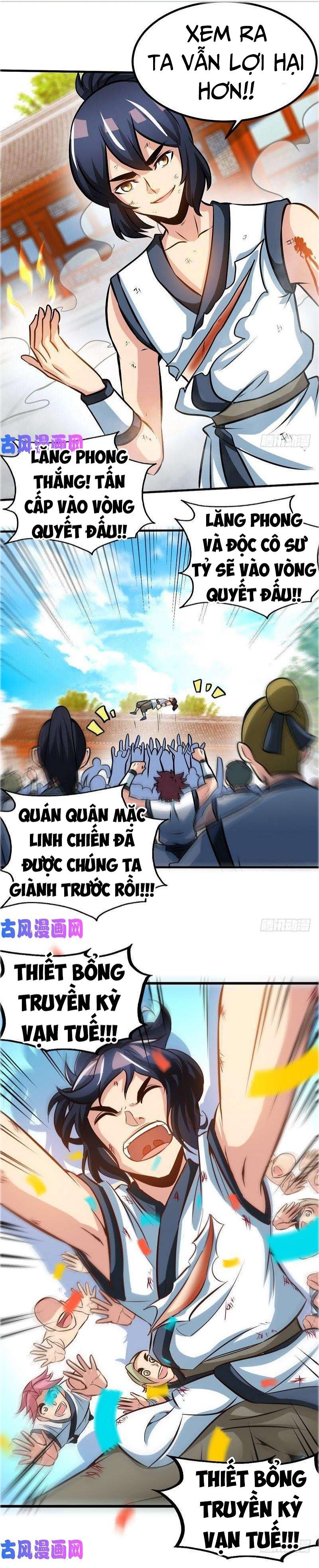 Chí Tôn Thần Ma Chapter 92 video - truyenmh.com