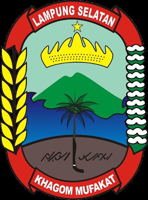 Logo | Lambang Kabupaten Lampung Selatan