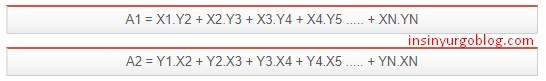 Cara menghitung volume dengan koordinat