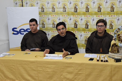 Ordem Carmelita divulga programação da Festa do Carmo de Goiana