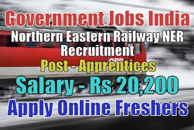 NER Recruitment 2020