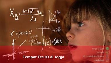 Biaya Tes IQ di Jogja dan Tempat | WhatApp : 08170434500