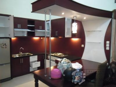 Custom  Kitchen Set + Furniture Semarang ( Kitchen Set Semarang )