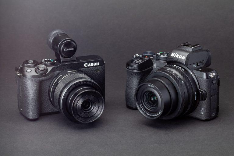 Mới chụp ảnh nên mua máy nào? Máy ảnh cho người mới tập chụp