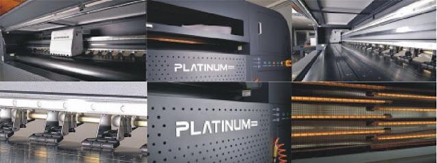 Printer Liyu Platinum UV - fitur