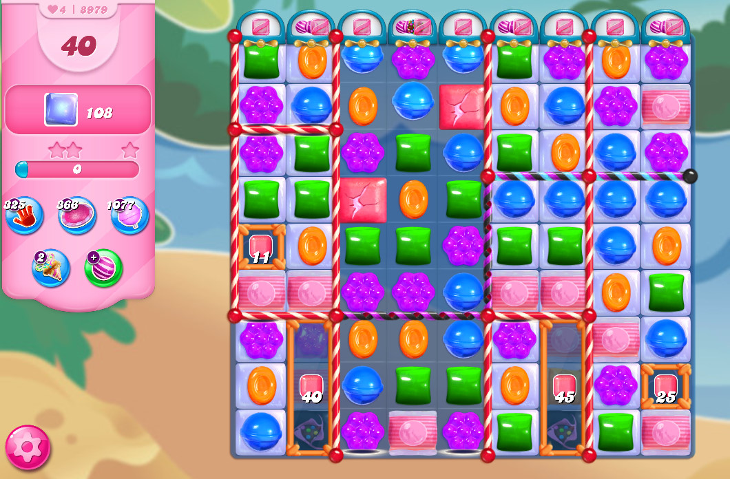 Candy Crush Saga level 8979