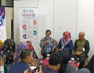 Gamayanti, Ketua Ikatan Psikolog Klinis Indonesia