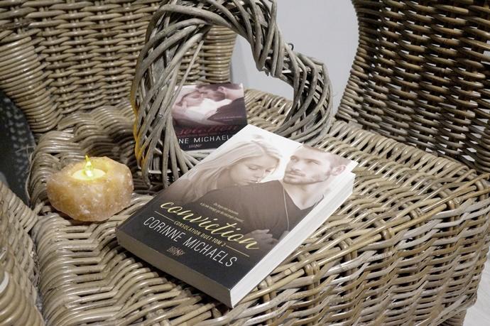 Czy kontynuacje są równie dobre jak pierwsze tomy/części powieści? Conviction- Corinne Michaels