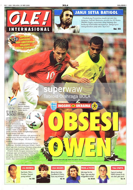 ENGLAND VS UKRAINA MICHAEL OWEN