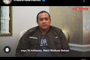 Wakil Walikota Bekasi Positif Covid-19, Begini Kondisinya