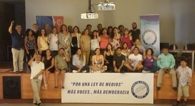 Congreso de Periodistas aprueba por unanimidad propuesta de Derecho a la Comunicación a consagrar en Nueva Constitución