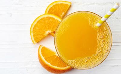 Beneficios do suco de laranja