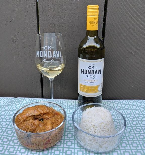 Chicken Chardonnay Pairing