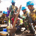 Prajurit Satgas TNI Berhasil Peroleh Senjata dan Granat Tangan dari Ex-Combatan