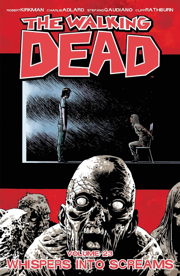 the walking dead whispers into screams image comics