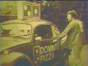 El VW y la entrega de pizzas a domicilio
