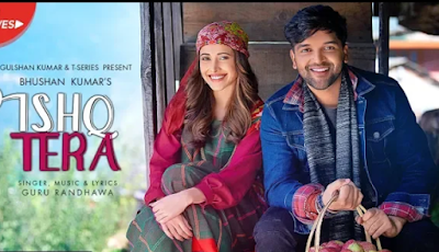 Ishq Tera song lyrics | Guru Randhawa New song 2019