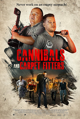 Cannibals And Carpet Fitters 2017 DVD R1 NTSC Sub