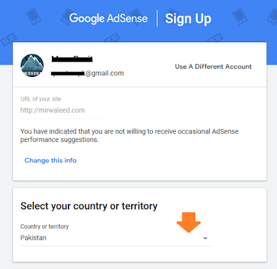 How To SignUp/Apply For Google AdSense & Add AdSense Code In WordPress Website 4