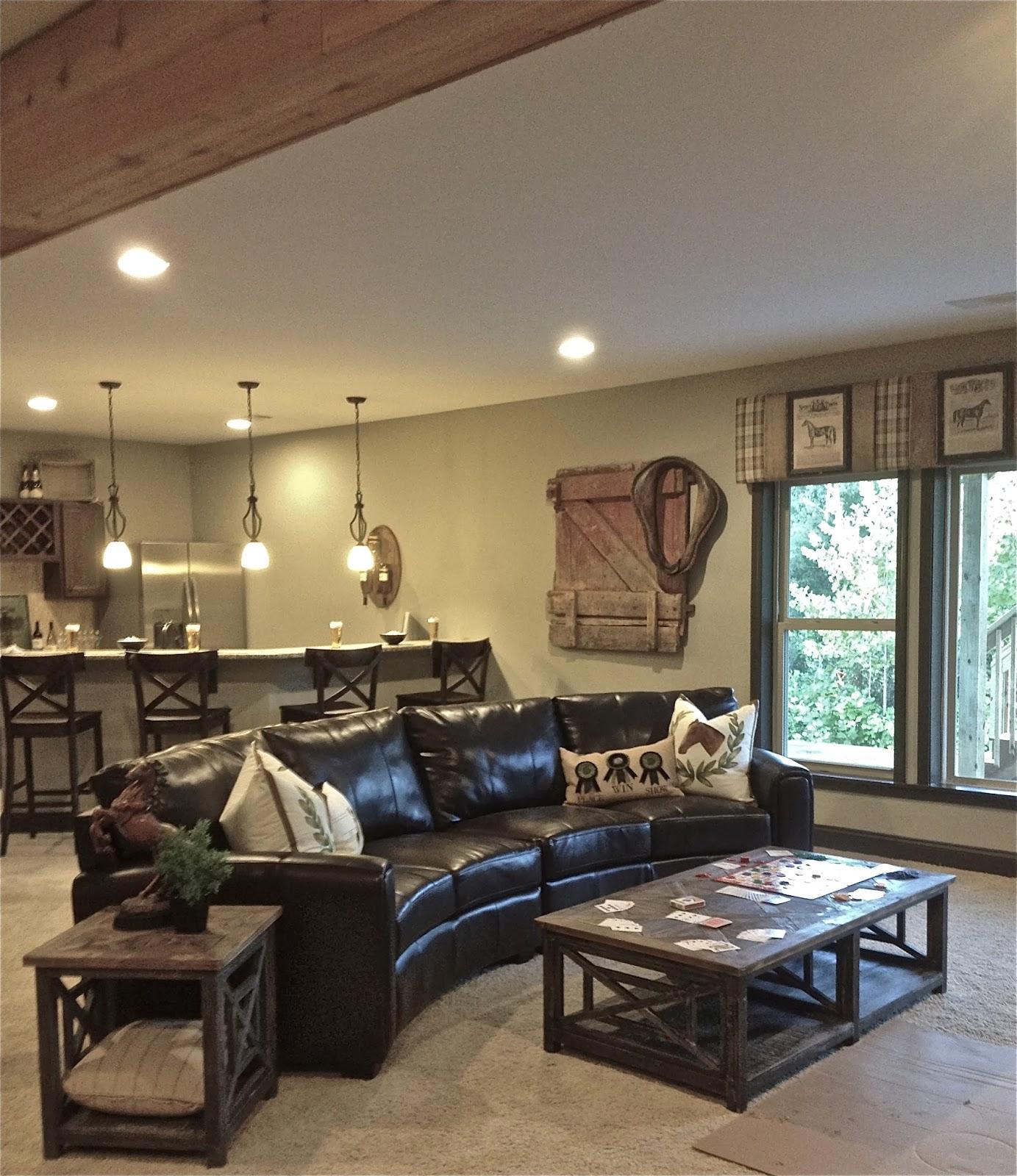 Curved Sofa Atlanta: Macara Blog: The Keller Home