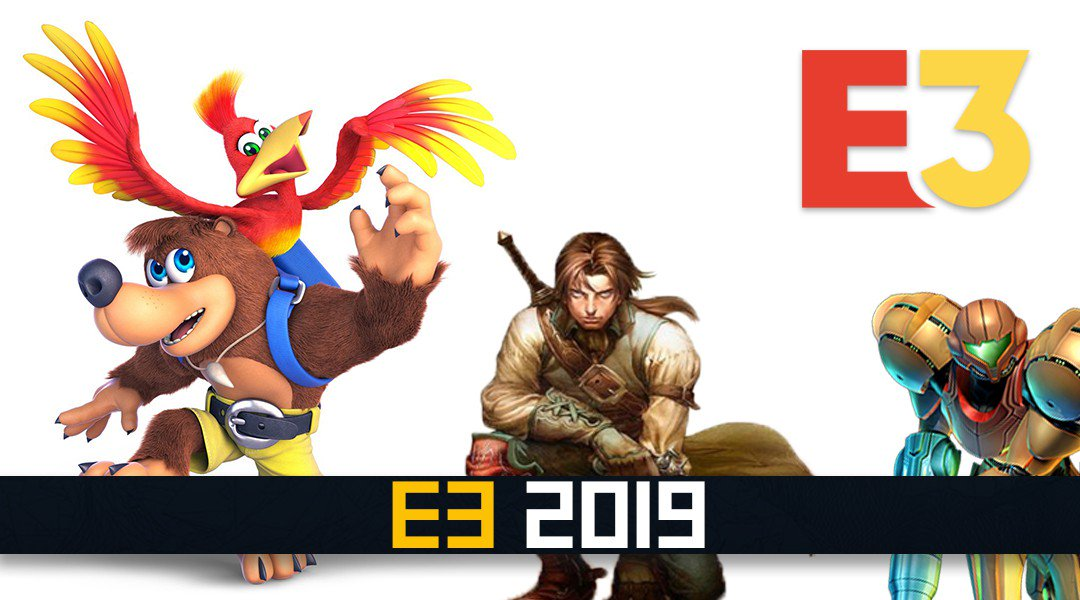 12 big games missing from E3