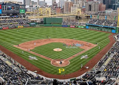 Contoh Foto Stadion Lapangan Baseball