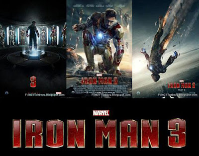 Iron Man 3 Mendominasi Bioskop Indonesia