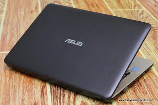 Jual Laptop Asus X441S Intel Celeron N3060 Bekas Banyuwangi