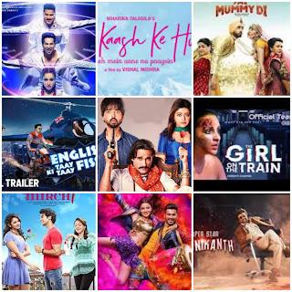 Bollywood upcoming movie