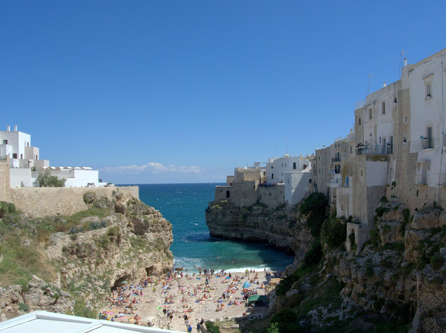 Polignano a Mare to nadmorski kurort w prowincji Bari