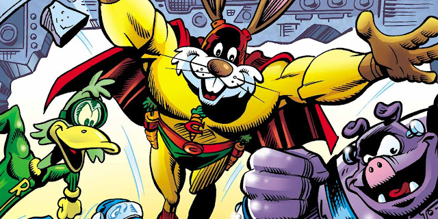 best bunnies in comic books