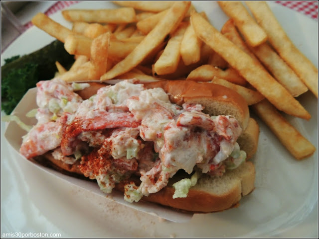 Lobster Roll Restaurante en Rockport
