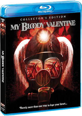 Cover art for Scream Factory's Amazing Collector's Edition Blu-ray of MY BLOODY VALENTINE!