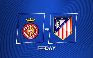 Girona vs Atletico Madrid – Highlights