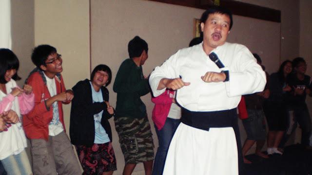 Pastor Haris OSC yang Semakin Wise