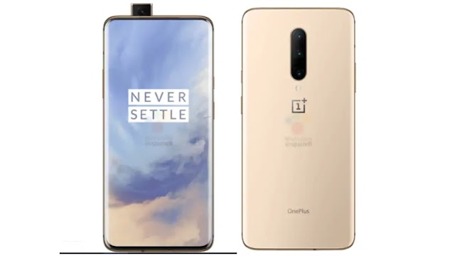 OnePlus 7 Pro Almond Variant Sale Go On In India at 12PM IST