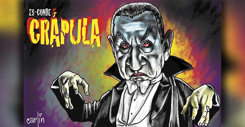 Carlincaturas Jueves 3 Enero 2019 - La República