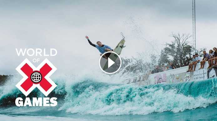 Stab High FULL SHOW World of X Games
