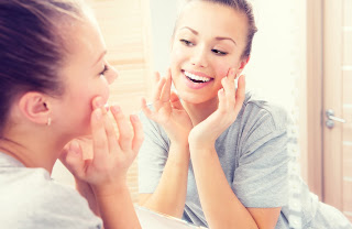 shutterstock_243260476 The Cure to a Clear ComplexionFace The Spa
