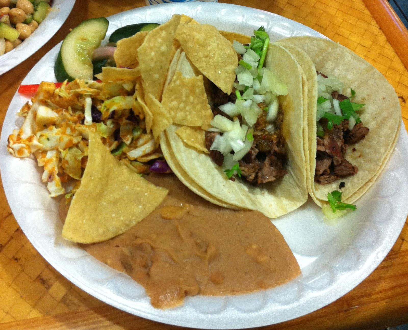 TASTE OF HAWAII: ALA MOANA FOOD COURT - SENOR PEPE' AND SBARRO