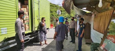 Brimob Jambi Persempit Penyebaran Wabah Corona di Provinsi Jambi