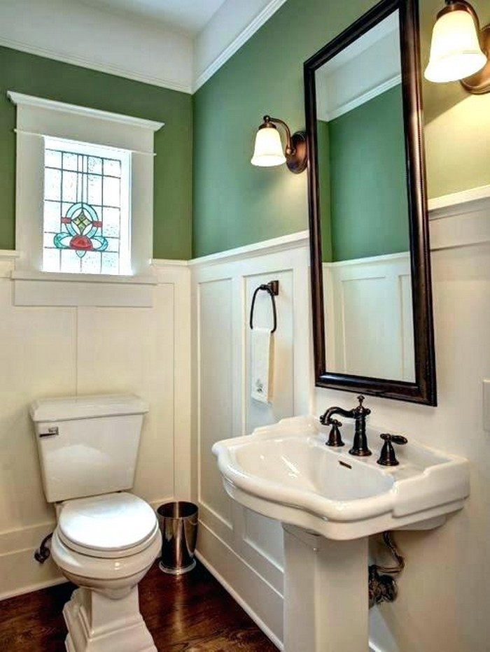 First-Rate Concept of Bathroom Decor Inspiration
