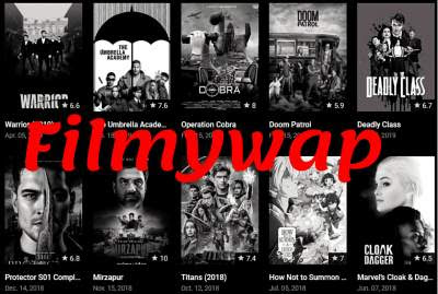 Filmywap 2019 Bollywood movies download