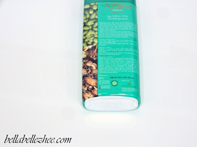 shampoo halal