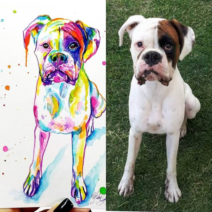 07-Painting-vs-photo-Yubis-Guzmán-www-designstack-co